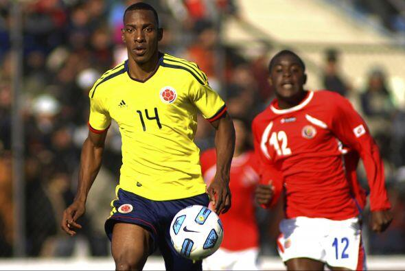 Fue un partido que se pintó a favor de los cafeteros, Costa Rica sufrió...
