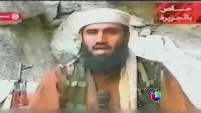 Cadena perpetua para el yerno de Bin Laden