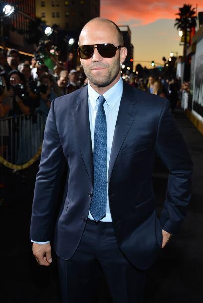"Jason Statham, alcanzó la fama con cintas de acción como ""..."