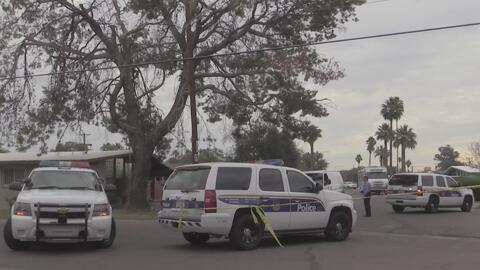 El cuerpo de un hombre fue hallado después de ser arrollado varias veces...