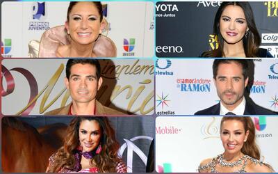 Estos actores de telenovela tienen la misma edad y no lo parece