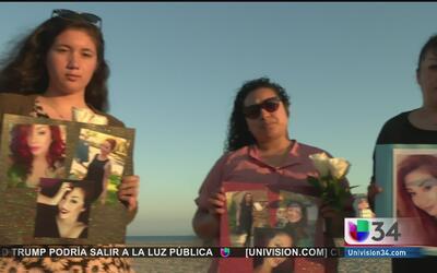 Familias recuerdan a sus seres queridos asesinados por automovilistas eb...