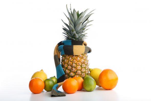 Invierno (diciembre, enero y febrero): Frutas: manzana, plátano, toronja...