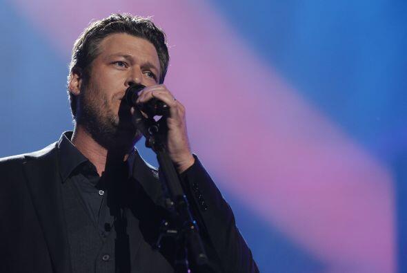 """Blake Shelton """" Jueves 20 de Marzo"""