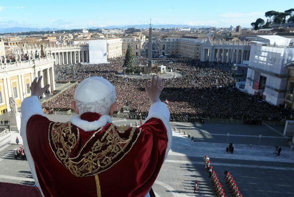 1. ¿Cuál será la última aparición pública de Benedicto XVI como papa en...