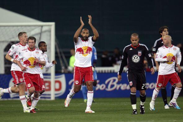 Thierry Henry se convirtió en una calamidad para el D.C. United c...