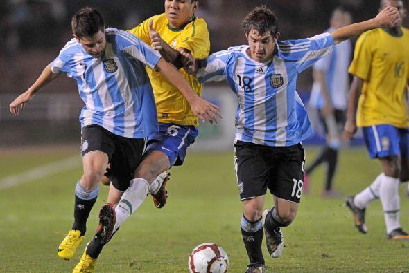 Argentinos y brasileños quedaron clasificados para el mundial en Colombi...