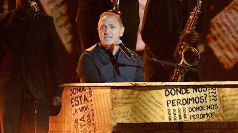 Con lágrimas en los ojos Franco de Vita habla de la dura situación que s...