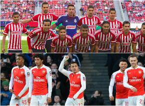 Chivas vs. Arsenal