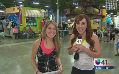 ¡Prissila y Mariana te invitan a inscribirte a Copa Univision!