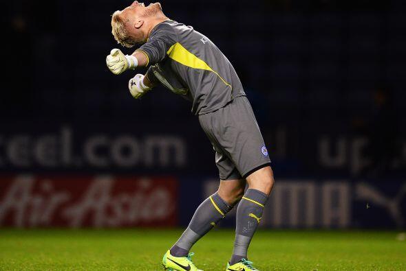 Pero no contaban con que Lloyd Dyer marcaría para el Leicester dos minut...