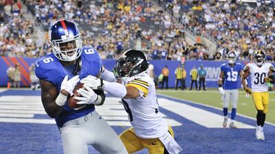 Highlights, Pretemporada Semana 1:  Pittsbugh Steelers vs. New York Giants