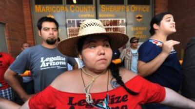 El caso de Arizona ha reforzado el sentimiento hispano en todo el país.