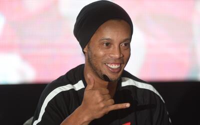 Ronaldinho es emabajador de los Juegos Paralímpicos de Río