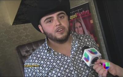 Gerardo Ortiz sin miedo a las amenazas de muerte en México