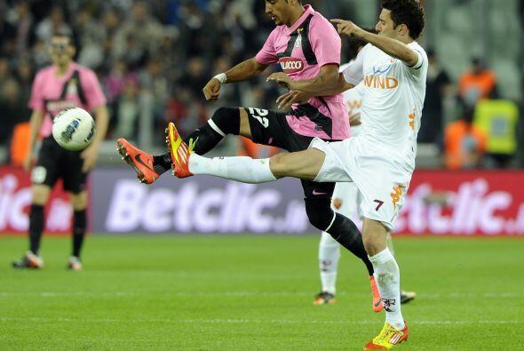 El hombre de la Juventus resultó el jugador de la jornada en Ital...