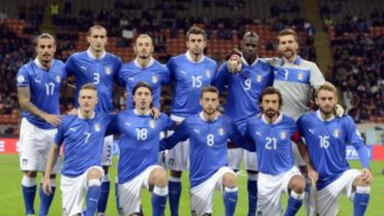 La selección italiana con un plantel renovado y un estilo diferente lleg...
