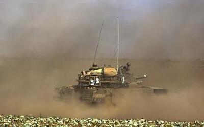 Israel y la Franja de Gaza son regiones vecinas en eterno conflicto.