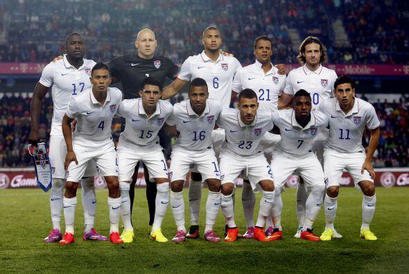 Por la noche Estados Unidos enfrenta a Ecuador en juego de carácter amis...