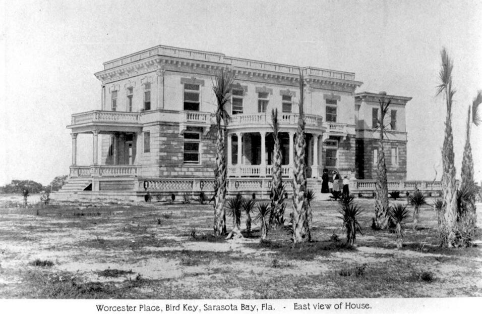 Warren G. Harding  John Ringling Estate