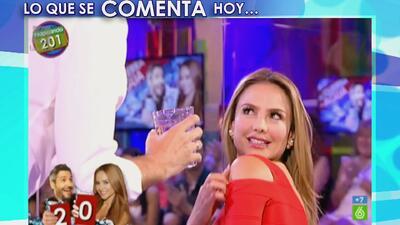 Ximena Córdoba fue a España y conquistó a todos con su sonrisa