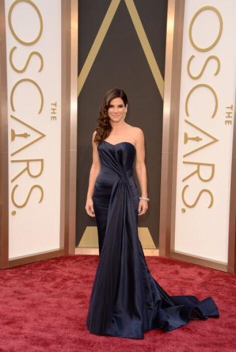 No nos quedó ninguna duda que en esta ocasión Sandra Bullock fue una de...