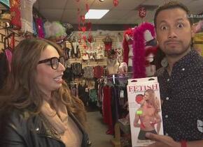 Te sorprenderá lo que Luis le compró a Fer para el día de los enamorados