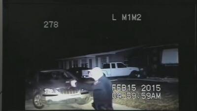 Un policía mata a tiros a un hombre tras llamada por ataque psicótico