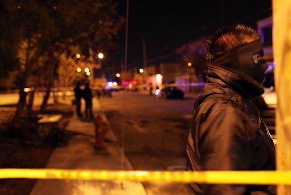 La violencia del crimen organizado dejó 15,200 muertos el a&ntild...