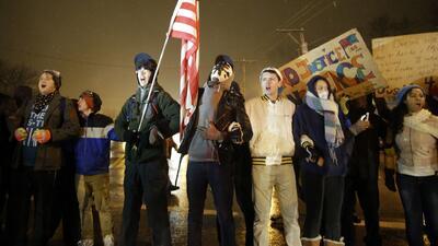 Se calman las protestas en Missouri