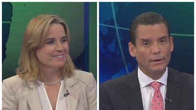 La alcaldesa  y el candidato a la alcaldía de SJ pelean sobre el presupu...