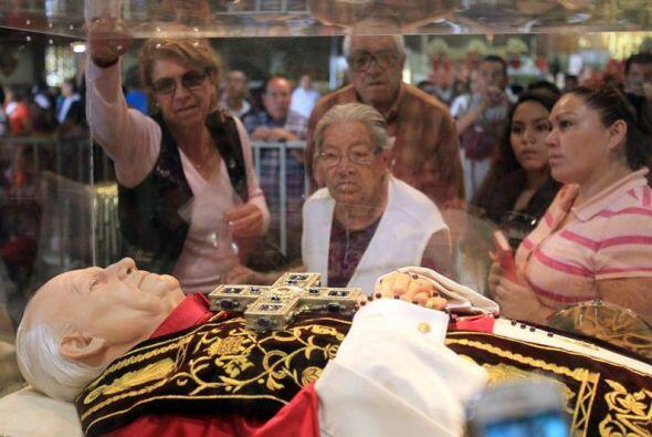 El nuncio apostólico en México, Christophe Pierre, presidirá el domingo...