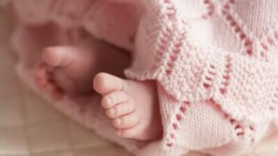 Las pequeñas están unidas por el tórax y nacieron en un hospital de San...