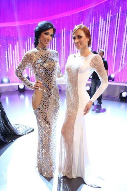 Sin embargo, dejó para Valeria Moreno y Prissila Sánchez unos vestidos e...