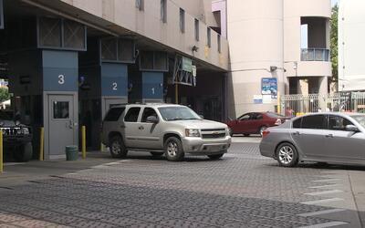 Garita DeConcinni en Nogales.