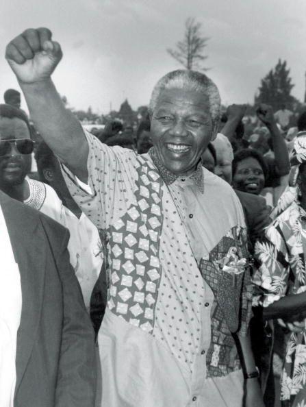 Nelson Mandela nació el 18 de julio de 1918 en el pequeño pueblo de Mvez...
