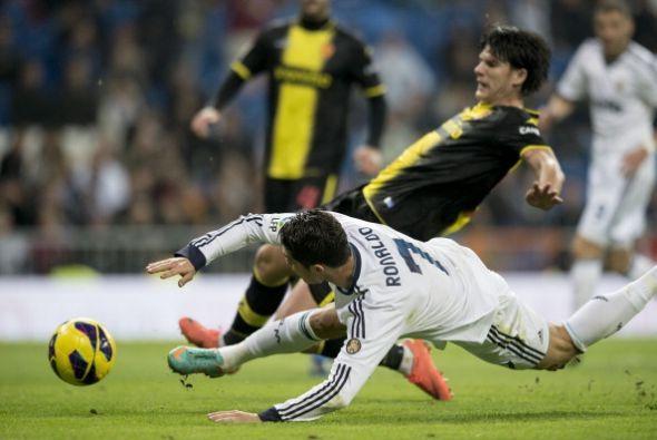 Se plantó bien el Zaragoza al principio y nunca se dio por vencido, pero...