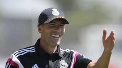 El ex futbolista francés calificó al delantero portugués Cristiano Ronal...