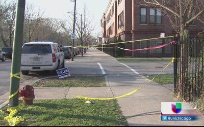 No cesa la violencia en Chicago, matan a joven padre