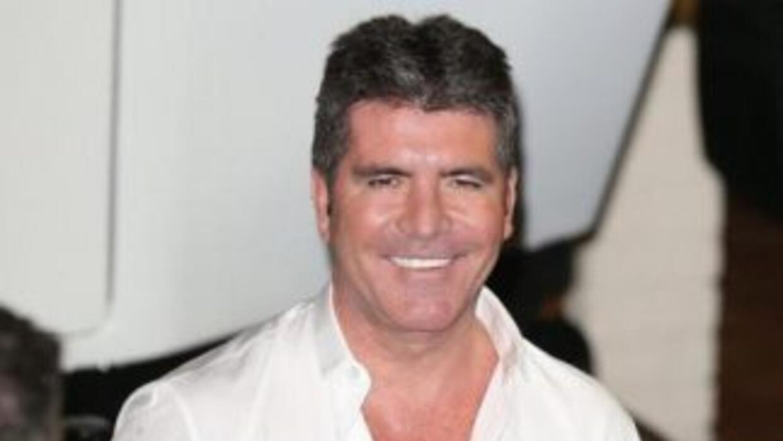 El magnate de la industria discográfica Simon Cowell -creador de 'Factor...