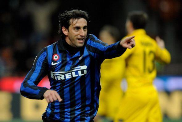 Diego lo gritó con todas las ganas, vuelve un goleador de raza.
