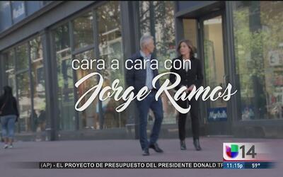 Especial: Cara a cara con Jorge Ramos