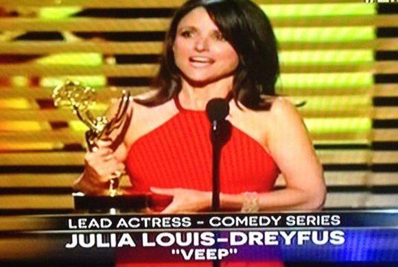 Fue el premio que se ganó después de ganar como 'Mejor actriz de Comedia...