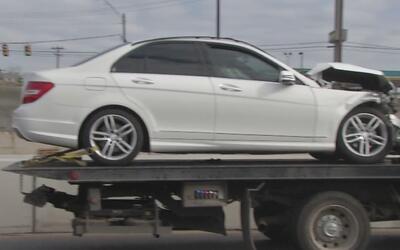 Mañana de accidentes accidentes automovilísticos deja un saldo de un fal...