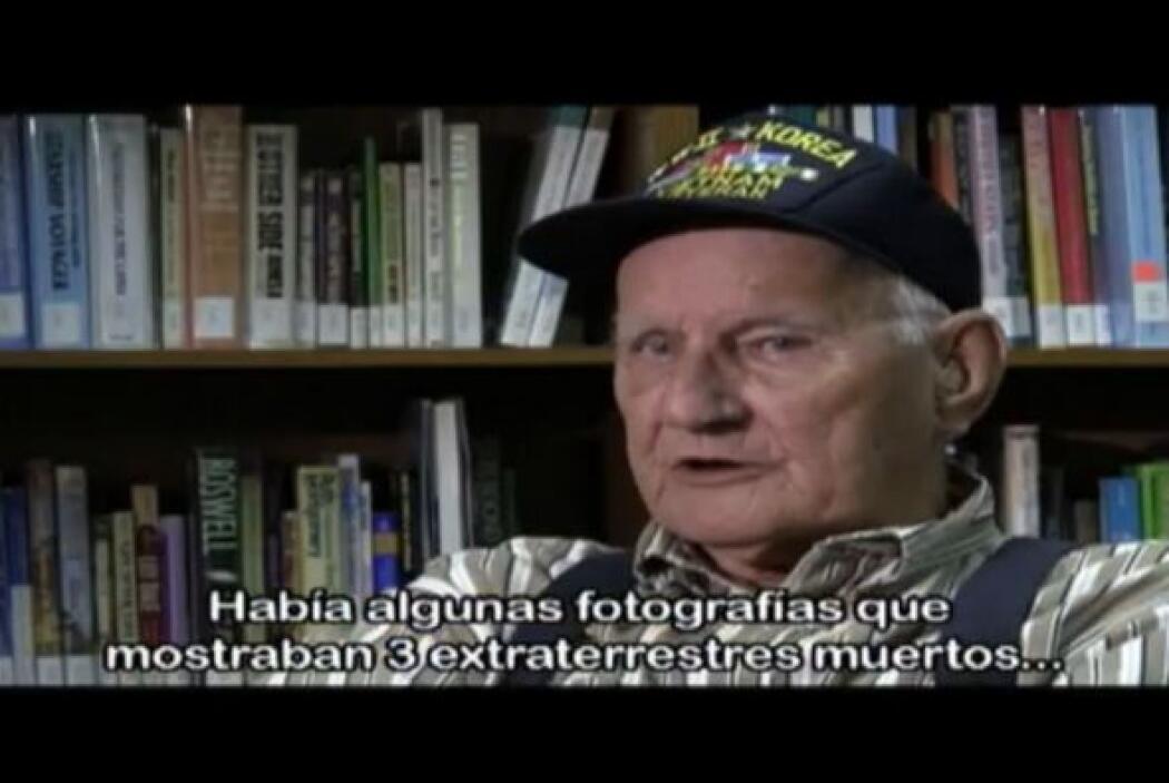 En su juventud, este hombre trabajó en el comando aéreo estratégico de l...