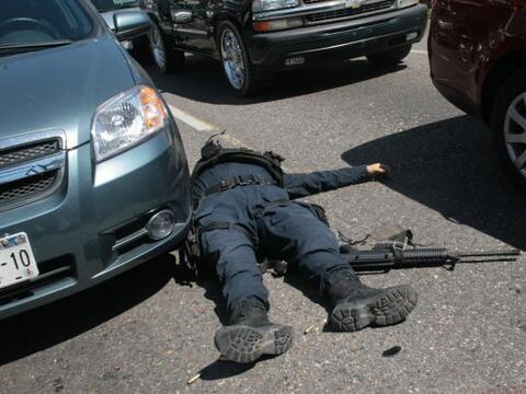 Más de 28 mil personas han muerto en México en acciones at...
