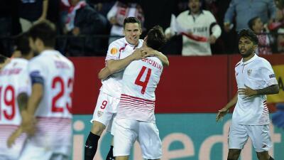 Sevilla vuelve a la final de Europa League