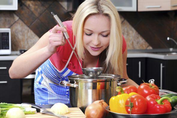 Mídete con los fritos. Al cocinar o en un restaurante, prefiere alimento...