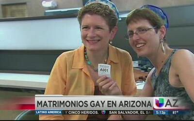 Impacto de la legalización de matrimonios gay