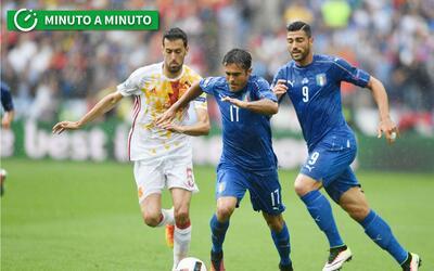 Italia vs. España